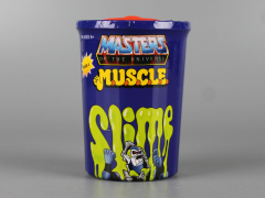 Masters of The Universe M.U.S.C.L.E. (Slime) Trash Can Wave 4 Power-Con 2019 Exclusive