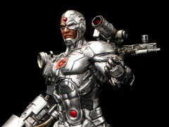 DC Premium Collectibles DC Rebirth Cyborg Limited Edition Statue