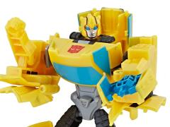Transformers: Cyberverse Warrior Sting Shot Bumblebee