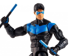 DC Comics Multiverse Nightwing Figure (Collect & Connect Ninja Batman)