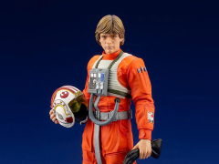 Star Wars ArtFX+ Luke Skywalker (X-Wing Pilot) Statue
