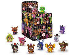 Five Nights at Freddy's Pizza Simulator Glow Mystery Minis Box of 12 Figures