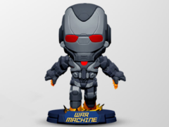Avengers: Endgame Go Big War Machine Figure