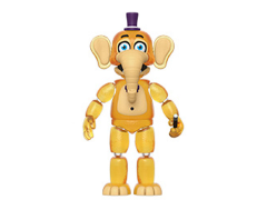 Freddy Fazbear's Pizzeria Simulator Orville Elephant (Translucent) Action Figure