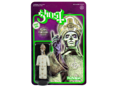 Ghost ReAction Papa Emeritus III (Glow-in-the-Dark) Figure