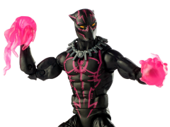 "Marvel Legends Series 6"" Black Panther (Vibranium Suit)"
