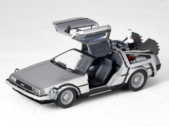 Back To The Future Figure Complex Movie Revo No.001 DeLorean
