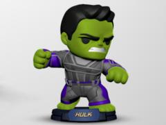 Avengers: Endgame Go Big Hulk Figure