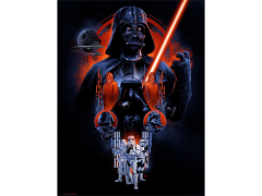 Star Wars The Dark Side Limited Edition Lithograph