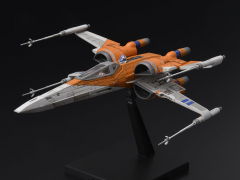 Star Wars Poe's X-Wing Fighter (Rise of Skywalker) 1/72 Scale Model Kit