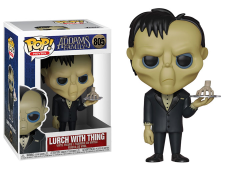 Pop! Movies: The Addams Family - Lurch With Thing