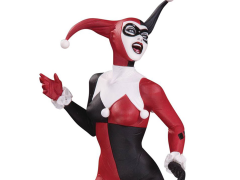 DC Comics Red White & Black Harley Quinn Statue (Jae Lee)
