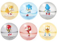 Sonic The Hedgehog Sonic Sphere Wave 1 Set of 6 Figures