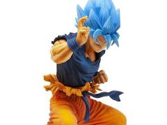 Dragon Ball Super Masterlise Super Saiyan God Super Saiyan Goku