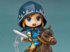 The Legend of Zelda: Breath of the Wild Nendoroid No.733-DX Link (2nd Production Run)