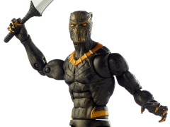 Black Panther Marvel Legends Erik Killmonger (Okoye BAF)