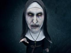 The Nun Deform Real Valak (Closed Mouth)