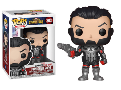 Pop! Games: Marvel: Contest of Champions - Punisher 2099 Exclusive