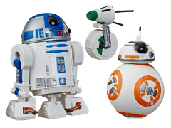 Star Wars Galaxy of Adventure Droid Three-Pack (The Rise of Skywalker)
