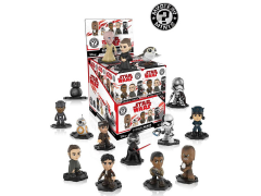 Star Wars: The Last Jedi Mystery Minis Box of 12 Figures (Exclusive Assortment Ver. 2)