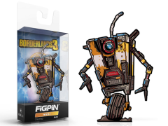 Borderlands 3 FiGPiN mini M40 Claptrap