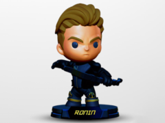 Avengers: Endgame Go Big Ronin Figure