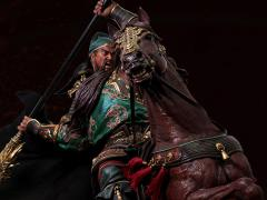 Three Kingdoms Five Tiger Generals Guan Yu (Deluxe) 1/4 Scale Limited Edition Statue