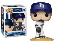 Pop! MLB: Rays - Blake Snell