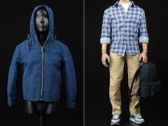 Leisure Clothing (Chinos) 1/6 Scale Accessory Set