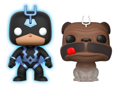 Pop! Marvel: Black Bolt & Lockjaw SDCC 2018 Exclusives