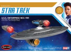 Star Trek: Discovery U.S.S. Enterprise NCC-1701 1/2500 Scale Model Kit