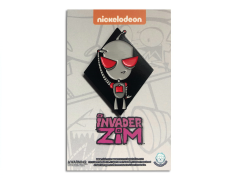Invader Zim Engaged GIR Enamel Pin
