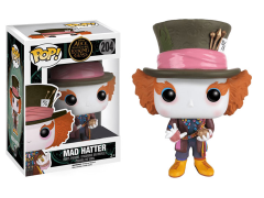 Pop! Disney: Alice Through the Looking Glass - Mad Hatter (With Chronosphere) Exclusive