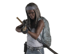 The Walking Dead Collector's Models #34 Michonne