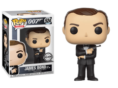 Pop! Movies: 007 James Bond - James Bond (Dr. No) Exclusive