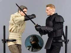Batman Begins Bruce Wayne & Henri Ducard 1/12 Scale Exclusive Two-Pack
