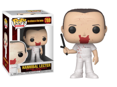 Pop! Movies: The Silence of the Lambs - Hannibal (Bloody)