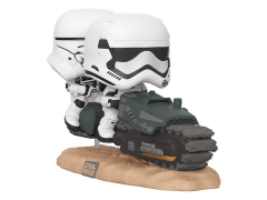 Pop! Star Wars: The Rise of Skywalker Movie Moments - First Order Tread Speeder