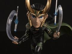 Thor: Ragnarok Q-Fig Loki Diorama