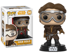 Pop! Solo: A Star Wars Story - Han Solo (Goggles) Exclusive