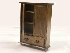 Extreme-Sets Furniture Collection 1/12 Scale Large Cabinet
