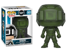 Pop! Movies: Ready Player One - Sixer (Jade) Exclusive