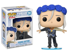Pop! Animation: Yuri!!! on Ice - Young Victor Exclusive