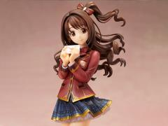 The Idolmaster Cinderella Girls Uzuki Shimamura (Love Letter Ver.) 1/8 Scale Figure