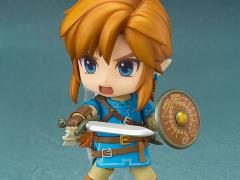 The Legend of Zelda: Breath of the Wild Nendoroid No.733 Link (2nd Production Run)
