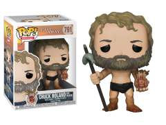 Pop! Movies: Cast Away - Chuck with Wilson
