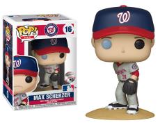 Pop! MLB: Nationals - Max Scherzer (Road)