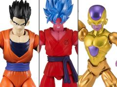 Dragon Ball Super Dragon Stars Wave H Set of 3 Figures with Kale Components