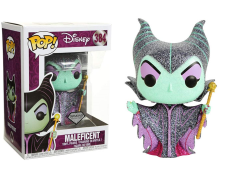 Pop! Disney: Sleeping Beauty - Maleficent (Diamond Glitter) Exclusive
