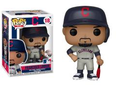 Pop! MLB: Indians - Francisco Lindor (Road)